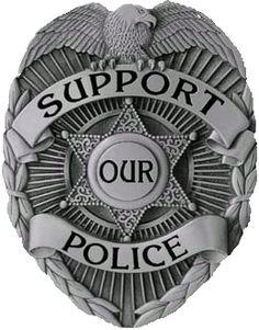 Police badge - www.policemag.com