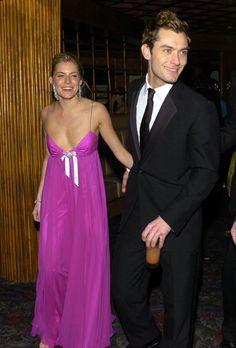 Pin for Later: Wart ihr schockiert von diesen Promi-Pärchen? Sienna Miller und Jude Law, 2004