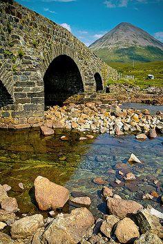 Sligachan Bridge - Scotland | © mathieu noël | Mathieu Noël | Flickr