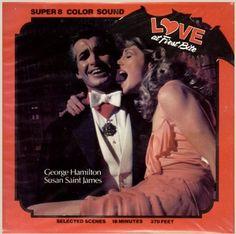 George Hamilton, 8mm Film, Saint James, Funny Movies, Films, Entertainment, Movie Posters, Movies, Film Poster