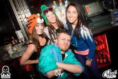 The GET OFF 80's Skii Party at Oak Lounge Milwaukee