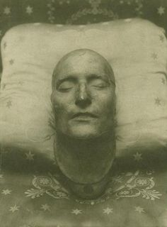 rosellinapiano.it Death mask of Napoleon, 1821. Charismatic, even as a Death Mask.