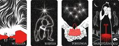 New Zealand Art, Nz Art, Everything Is Connected, Maori Art, Kiwiana, Spiritual Messages, Oracle Cards, Buy Prints, Tarot