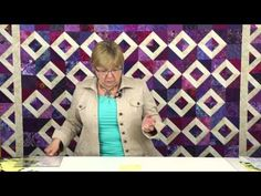 Corner Pop DebTuckerStudio180 YouTube-video 10:46min- Have you ever struggled with folded corners or snowball blocks? Well, struggle no longer! Deb's introduced a tool that makes these EASY! It does 22 sizes with a breeze! Check it out, then imagine the popabilities!