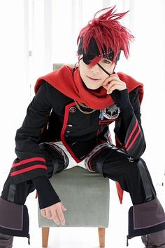 Lavi ~D. Gray Man
