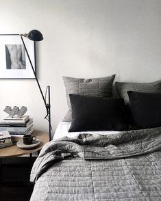 Bedroom inspiration via TRNK