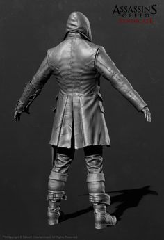 ArtStation - Jacob Frye - Assassin's Creed Syndicate, Sabin Lalancette