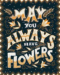 May You Always on Behance by Shauna Lynn Panczyszyn