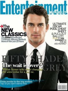 My #1 pick for Christian Grey. A girl can dream!