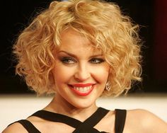 "curly hairstyles for short length hair--on the fence about the ""poof""-ness"