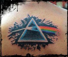 pink floyd tattoo | Pink Floyd tattoo by wildchild939