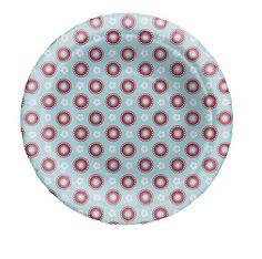 Pappasjett med dekor 18 cm 18th, Plates, Tableware, Licence Plates, Dishes, Dinnerware, Griddles