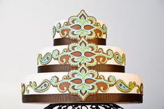 . Cricket Cake, Love Cake, Beautiful Cakes, Special Day, Cake Ideas, Cake Recipes, Wedding Cakes, Decorative Boxes, Cricut