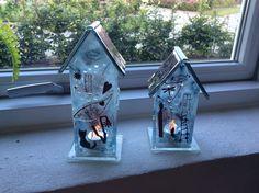 Glashuse til guldbryllup