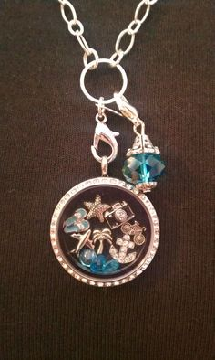 Summer time y'all! Origami Owl Living Lockets!