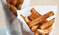 Recette : Frites maison Breakfast, Poutine, Comme, Food, Making French Fries, Side Dishes, Other, Fried Potatoes, Roasts