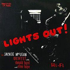 Jackie McLean Jacknife