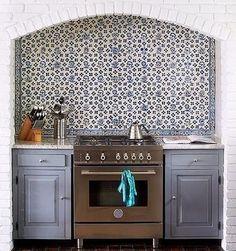 Cheap Home Decor Stores, Home Decor Online, Kitchen Flooring, Kitchen Backsplash, Blue Mosaic Tile, Home Decor Near Me, Futuristic Home, Decor Pad, Home Decor Colors