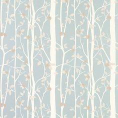 Cottonwood Duck Egg Wallpaper