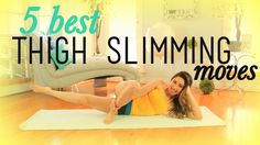I can't feel my thighs after these 5 moves, but still loving Cassey! // 5 Best THIGH SLIMMING Exercises