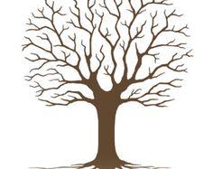 leafless bare tree genealogy pinterest bare tree silhouette