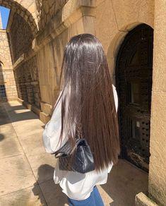 Ponytail Hairstyles, Pretty Hairstyles, Straight Hairstyles, Beautiful Long Hair, Gorgeous Hair, Hair Color Streaks, Tumbrl Girls, Natural Hair Styles, Long Hair Styles