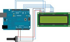 Ejemplo #14 Usar el lcd HD44780 con Arduino | Arduino de todo un poco