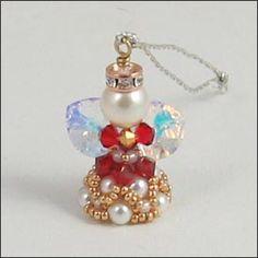 Little Angel Charm by Mabeline Gidez
