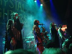 Crystal Fighters in Malmö