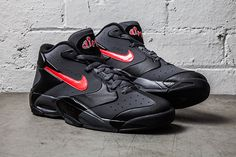 Nike Air Up '14 – Laser Crimson/Dark Grey