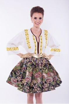 Ie traditionala romaneasca vintage RLV0001 - UNICAT
