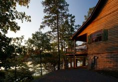 Mountain Harbor Resort in Mount Ida, Arkansas, is a secluded, luxurious place for a girlfriend getaway