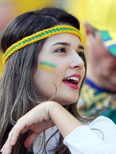 #worldcupgirls 2014 fans