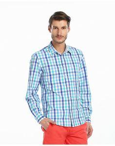 Camisa Slim-fit de hombre Dockers
