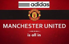 "Worlds most Valuable Soccer team, ""Manchester United, after Adidas Deal."