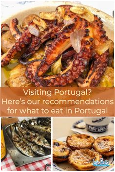 Not sure what to eat in Portugal? We lived there for two years. Here's our guide to the best of Portuguese food. Not sure what to eat in Portugal? We lived there for two years. Here's our guide to the best of Portuguese food. Europe Destinations, Europe Travel Tips, Travel Guides, Algarve, Portugal Vacation, Portugal Travel Guide, Portugal Trip, Portuguese Recipes, Portuguese Food