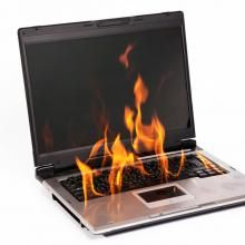 Hey, everyone! This week, I'm going to show you how to get more life out of your laptop! Sponsor: Visit GoDaddy.com to get your $2.95 .COM domain. Some limitations apply, see website for details. More and more often, computer users are opting to use laptops over desktops. Laptops are portable,