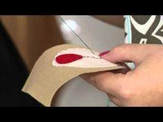 ▶ Veja como criar sua própria pantufa! - YouTube
