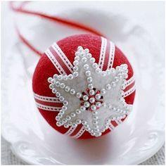 Resultado de imagem para Ручной рождественские украшения