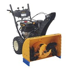 Cub Cadet 243cc 26 In Two Stage Gas Snow Blower Outdoor