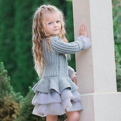 Knitted Sweater Dress - BuzzBuyler