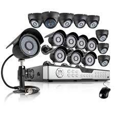 CAMERA SECURITY SYSTEM 4 Camera System 6 Camera System 8 Camera System 16 Camera System 32 Camera System