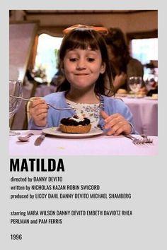 Iconic Movie Posters, Minimal Movie Posters, Cinema Posters, Iconic Movies, Film Posters, Good Movies, Music Posters, Matilda Film, Film Poster Design