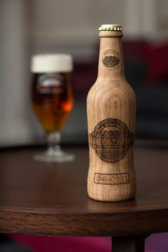 Real Oak Bottles, Innis & Gunn