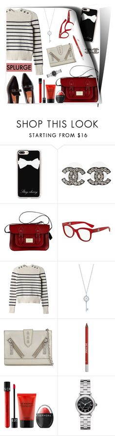 """""""Wish List"""" by nastenkakot ❤ liked on Polyvore featuring Casetify, Chanel, Dolce&Gabbana, Rebecca Taylor, Tiffany & Co., Kenzo, Urban Decay, Sephora Collection and Marc Jacobs"""