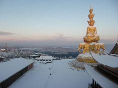 Golden Top, Mount Emei