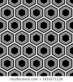 Modern geometric background with hexagonal tiles. Geometric Patterns, Sacred Geometry Patterns, Textures Patterns, Geometric Mandala Tattoo, Mandala Tattoo Design, Hexagon Pattern, Pattern Design, Sketch Tattoo Design, Psychedelic Pattern