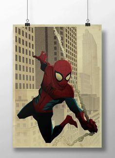 Spiderman | Fanart on Behance