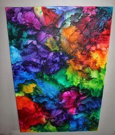 Crayon art !: