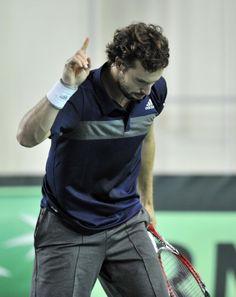 Foto: Gulbis un Lībietis uzvar dubultspēlē Tennis, Sports, Fashion, Nice Asses, Hs Sports, Moda, Fashion Styles, Sport